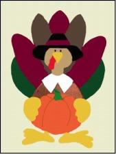Thanksgiving Garden  Flags