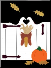 Thanksgiving  House Flags