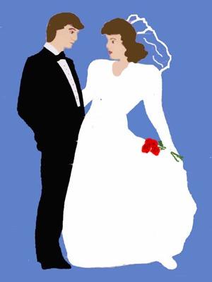 370 Bride Groom